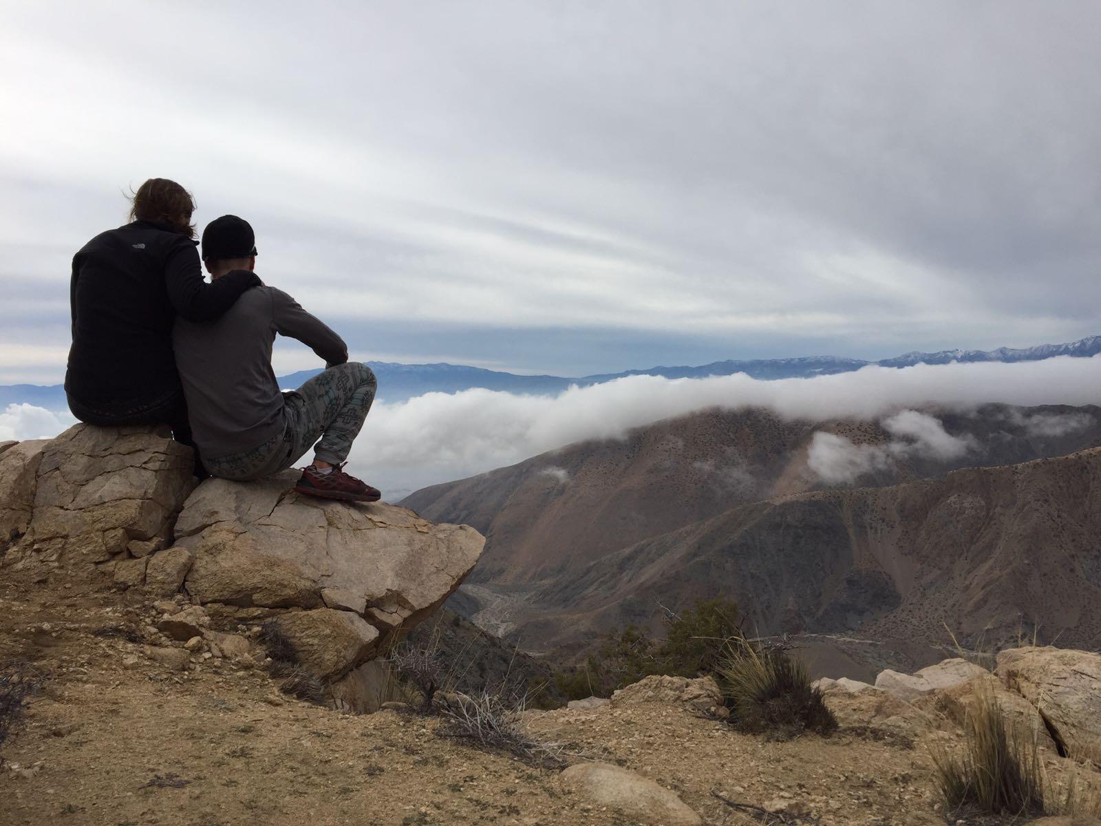 The incredible overlook