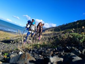 Braving the Lost COast Trail
