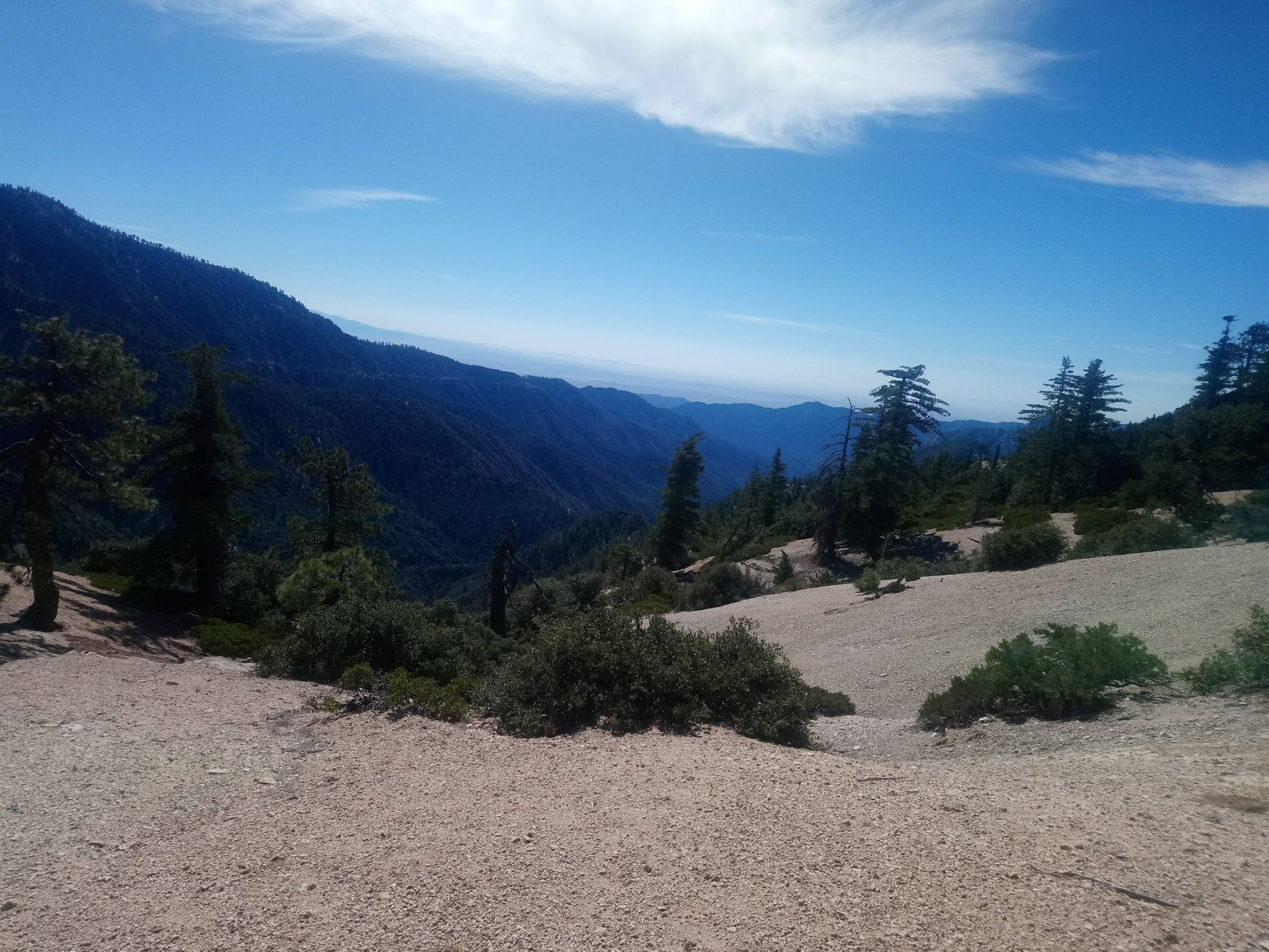 Another Breezy Pacific Crest Trail View